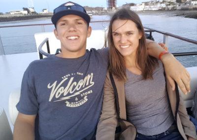 Son Ryan & Daughter Bailey