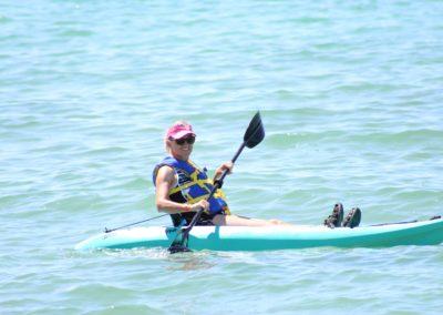 Kara Kayaking