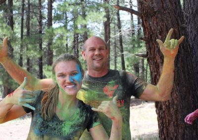 Ross & Daughter Bailey